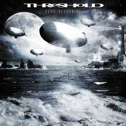 "Threshold - ""Dead Reckoning"" CD cover image - Click to read review"