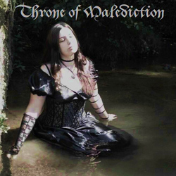 "Throne Of Malediction - ""Out of Darkness Comes Light"" CD cover image"