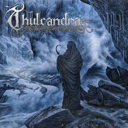 "Thulcandra - ""Ascension Lost"" CD cover image"