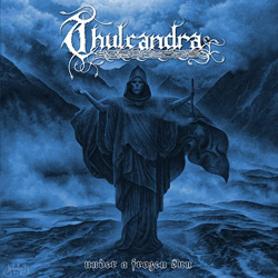 "Thulcandra - ""Under A Frozen Sun"" CD cover image"