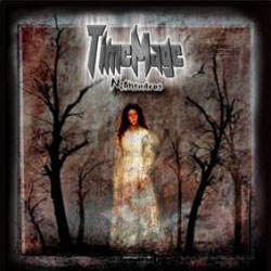 "Time Mage - ""Nightmares"" CD cover image - Click to read review"