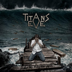 "Titans Eve - ""Life Apocalypse"" CD cover image - Click to read review"