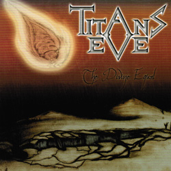 "Titans Eve - ""The Divine Equal"" CD cover image - Click to read review"