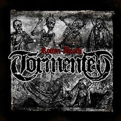"Tormented - ""Rotten Death"" CD cover image - Click to read review"