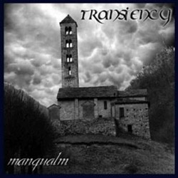 "Transiency - ""Manqualm"" CD cover image - Click to read review"
