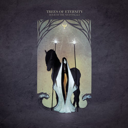 "Trees of Eternity - ""Hour of the Nightingale"" CD cover image"