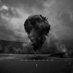"Trivium - ""In Waves"" CD cover image - Click to read review"