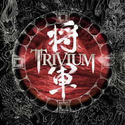 "Trivium - ""Shogun"" CD cover image"
