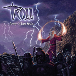 "Troll - ""Army Of Lost Souls"" CD cover image - Click to read review"