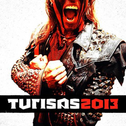 "Turisas - ""Turisas2013"" CD cover image"