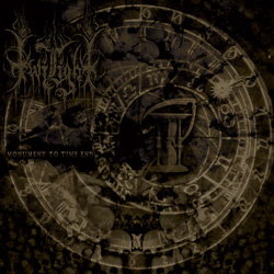 "Twilight - ""Monument To Time End"" CD cover image"