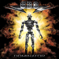 "U.D.O. - ""Dominator"" CD cover image - Click to read review"