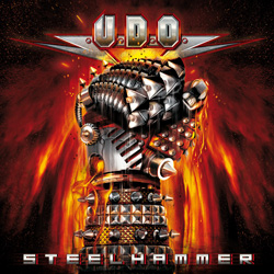 "U.D.O. - ""Steelhammer"" CD cover image"