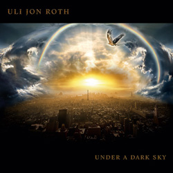"Uli Jon Roth - ""Under a Dark Sky"" CD cover image - Click to read review"