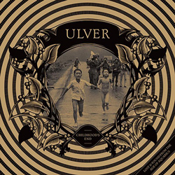"Ulver - ""Childhood's End"" CD cover image - Click to read review"