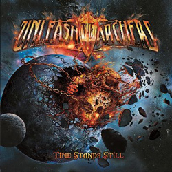 "Unleash The Archers - ""Time Stands Still"" CD cover image - Click to read review"