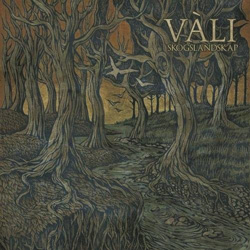 "Vàli - ""Skoglandskap"" CD cover image - Click to read review"