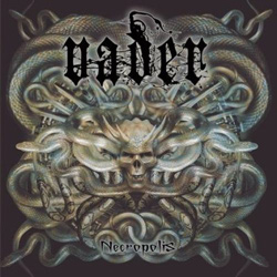 "Vader - ""Necropolis"" CD cover image - Click to read review"