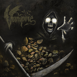 "Vampire - ""Vampire"" CD cover image"