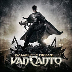 "Van Canto - ""Dawn Of The Brave"" CD cover image"