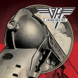 "Van Halen - ""A Different Kind Of Truth"" CD cover image - Click to read review"