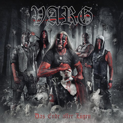 "Varg - ""Das Ende Aller Lügen"" CD cover image - Click to read review"