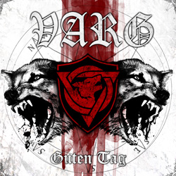 "Varg - ""Guten Tag"" CD cover image - Click to read review"