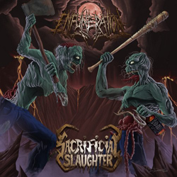 "Enfuneration - ""American Death Thrash"" CD cover image - Click to read review"