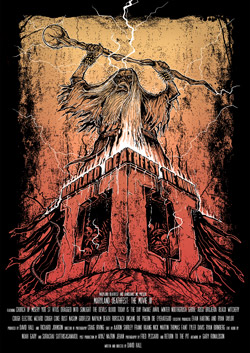 "Winter - ""Maryland Deathfest: The Movie III"" DVD cover image - Click to read review"