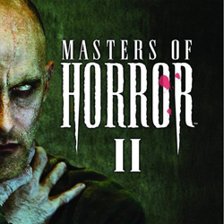 "Shinedown - ""Masters Of Horror II"" CD cover image - Click to read review"