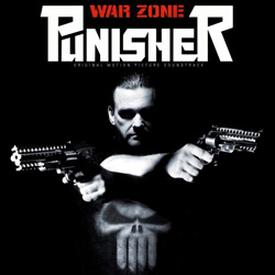 "Rise Against - ""Punisher: War Zone Original Motion Picture Soundtrack"" CD cover image - Click to read review"