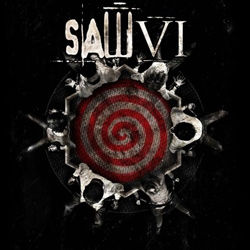 "Suicide Silence - ""Saw VI Soundtrack"" CD cover image - Click to read review"