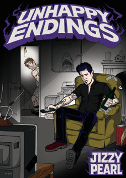 "Adler's Appetite - ""Unhappy Endings"" Book cover image - Click to read review"