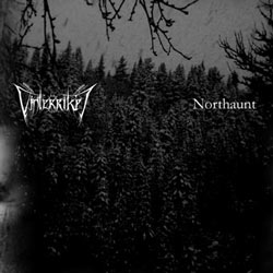"Northaunt - ""Vinterriket / Northaunt Split CD"" CD/EP cover image"