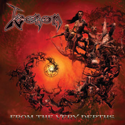 "Venom - ""From The Very Depths"" CD cover image"