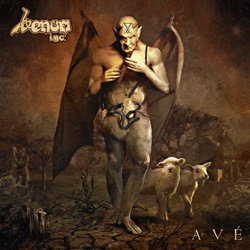 "Venom Inc. - ""Avé"" CD cover image"