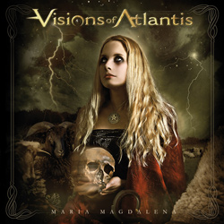 "Visions Of Atlantis - ""Maria Magdalena"" CD/EP cover image - Click to read review"