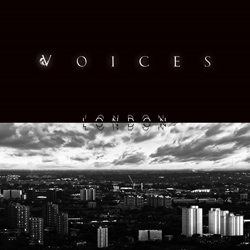 "Voices - ""London"" CD cover image"