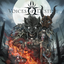 "Voices of Destiny - ""Crisis Cult"" CD cover image - Click to read review"