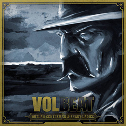 "Volbeat - ""Outlaw Gentlemen & Shady Ladies"" CD cover image"