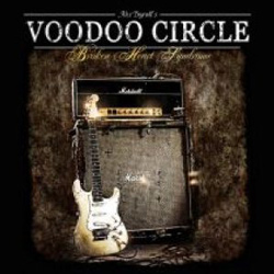 "Voodoo Circle - ""Broken Heart Syndrome"" CD cover image - Click to read review"