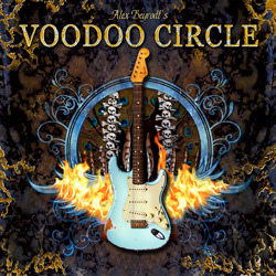 "Voodoo Circle - ""Voodoo Circle"" CD cover image"