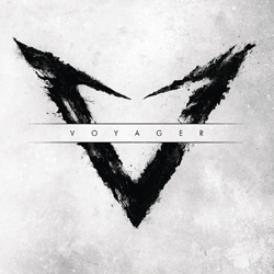 "Voyager - ""V"" CD cover image"
