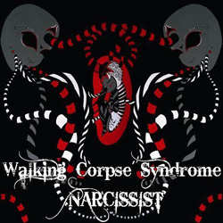 "Walking Corpse Syndrome - ""Narcissist"" CD cover image"