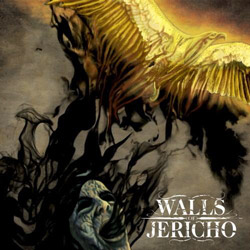 "Walls Of Jericho - ""Redemption"" CD/EP cover image"