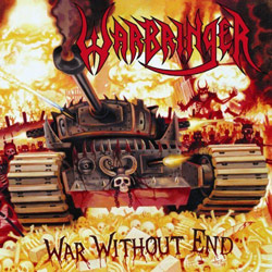 "Warbringer - ""War Without End"" CD cover image - Click to read review"