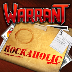 "Warrant - ""Rockaholic"" CD cover image"