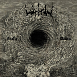 "Watain - ""Lawless Darkness"" CD cover image - Click to read review"