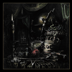 "Watain - ""The Wild Hunt"" CD cover image - Click to read review"