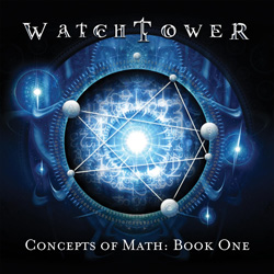 "Watchtower - ""Concepts of Math: Book One"" CD/EP cover image"
